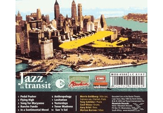 Morris Goldberg - Jazz In Transit Live [CD]