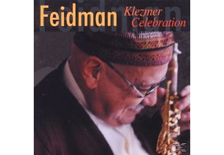 Giora Feidman - Klezmer Celebration - (CD)