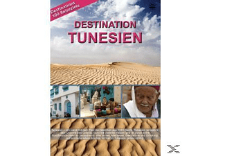 DESTINATION TUNESIEN [DVD]