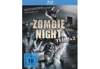 ZOMBIE NIGHT 1&2 (STAR METALPAK) - (Blu-ray)
