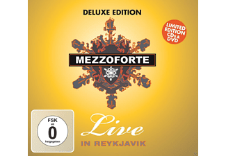 Mezzoforte - Live In Reykjavik (Deluxe Edition) - (DVD)