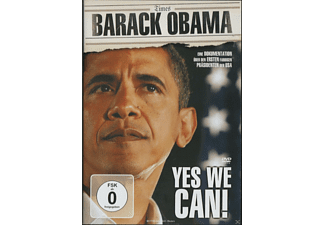 BARACK OBAMA - YES WE CAN [DVD]