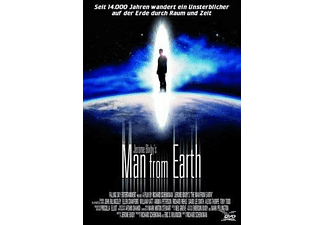 THE MAN FROM EARTH - (DVD)