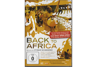 Back to Africa - (DVD)