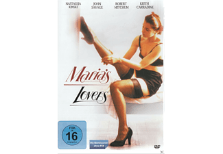 MARIA S LOVERS - (DVD)