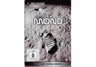 SPACE MISSIONS - DER MOND (METALLBOX-EDITION) [DVD]