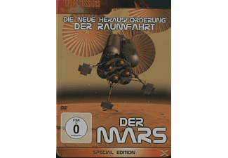 SPACE MISSIONS - DER MARS (METALLBOX-EDITION) [DVD]