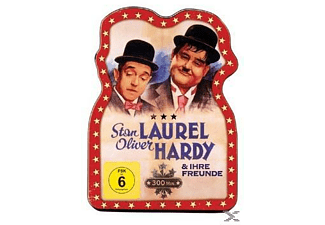 LAUREL & HARDY 2 (METALLBOX) [DVD]