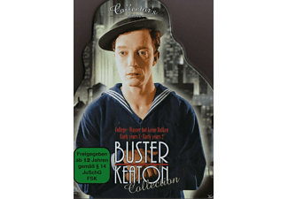 BUSTER KEATON METALLBOX EDITION - (DVD)