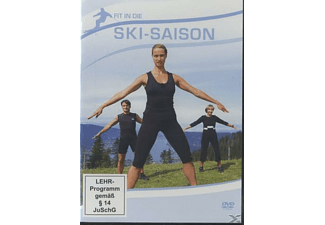 Diverse Interpreten - Fit in die Ski-Saison [DVD]