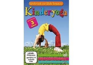 KINDERYOGA - (DVD)