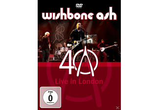 Wishbone Ash - 40TH ANNIVERSARY CONCERT - LIVE IN LONDON - (DVD)