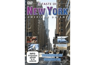 A TASTE OF NEW YORK [DVD]