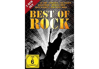 VARIOUS - Best Of Rock - (DVD)