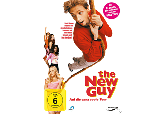 THE NEW GUY - AUF DIE GANZ COOLE TOUR - (DVD)