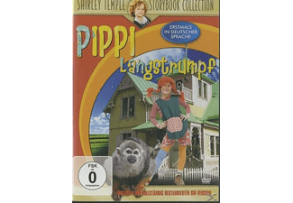 SHIRLEY TEMPLE - PIPPI LANGSTRUMPF (DIGITAL REM.) [DVD]