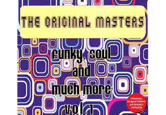 VARIOUS - Original Masters - Funky, Soul...Vol.1 [CD]