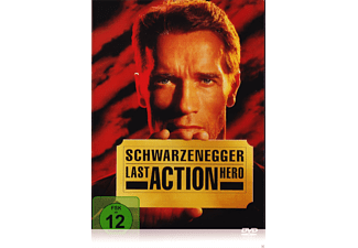 LAST ACTION HERO - (DVD)