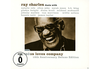 Ray Charles - Genius Loves Company (CD + DVD)