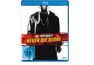 Never die alone - (Blu-ray)