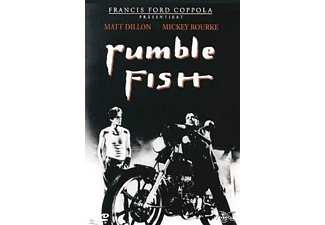 RUMBLE FISH [DVD]