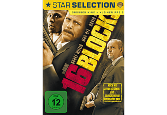 16 Blocks [DVD]