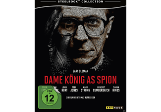 Dame König As Spion (Steelbook Edition) - (Blu-ray)