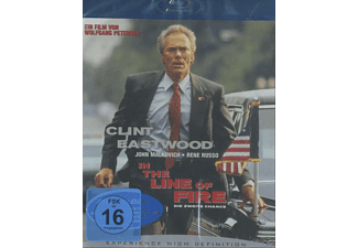 In the Line of Fire - Die zweite Chance [Blu-ray]