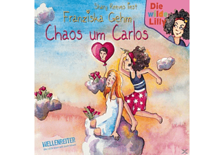 Shary Reeves - Die Wilde Lilly - Teil 3: Chaos Um Carlos - (CD)