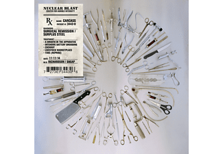 Carcass - Surgical Remission/Surplus Steel [CD]