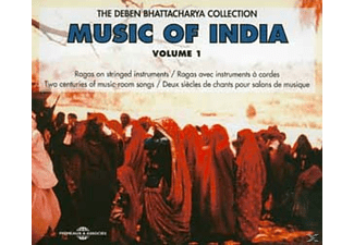 VARIOUS - Music Of India-The Deben Bhattacharya Collection Vol.1 - (CD)