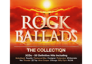 Various - Rock Ballads - The Collection - (CD)