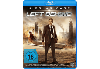 Left Behind - (Blu-ray)