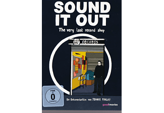 SOUND IT OUT - (DVD)