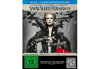 Snow White & The Huntsman (Steelbook Edition) - (Blu-ray)