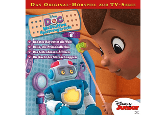 WARNER MUSIC GROUP GERMANY Folge 006: Doc McStuffins