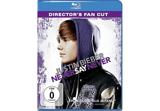 Never Say Never [Blu-ray]