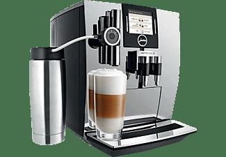 jura impressa j9 3 chrom kaffeevollautomat online kaufen bei mediamarkt. Black Bedroom Furniture Sets. Home Design Ideas