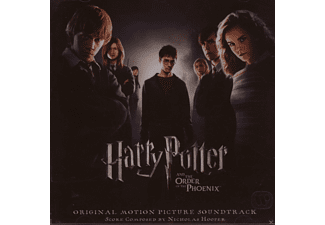 VARIOUS - Harry Potter And The Order Of The Phoenix (Ost) - (CD)