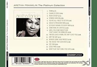Aretha Franklin - PLATINUM COLLECTION | CD