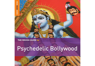 VARIOUS - The Rough Guide To Psychedelic Bollywood - (CD + Bonus-CD)