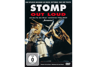 Stomp Out Loud - (DVD)