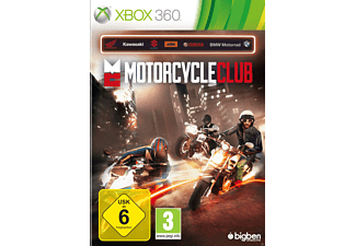 Motorcycle Club [Xbox 360]