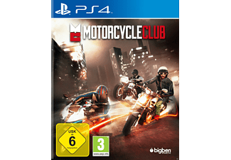 Motorcycle Club [PlayStation 4]