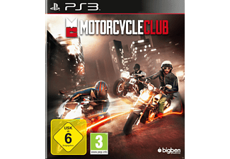 Motorcycle Club [PlayStation 3]
