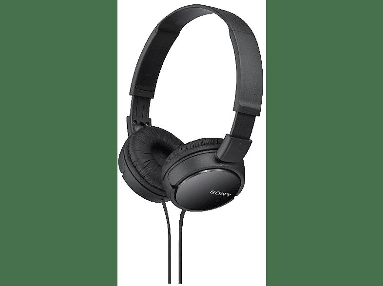 SONY MDR-ZX110B Black αξεσουάρ ακουστικά ακουστικά headphones τηλεόραση   ψυχαγωγία ακουστικά ακουστικ