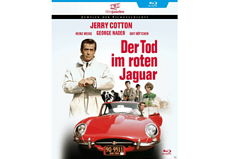 DER TOD IM ROTEN JAGUAR (JERRY COTTON) [Blu-ray]