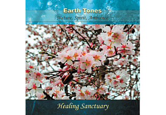 Earth Tones - Healing Sanctuary (CD)