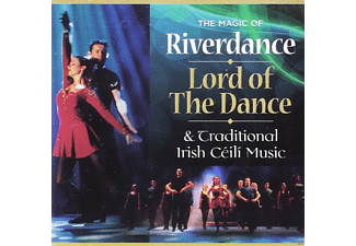 VARIOUS - The Magic Of Riverdance & Lord Of The Dance - (CD)