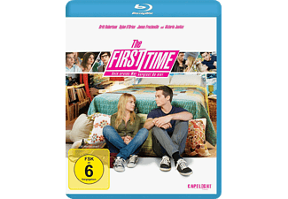 The First Time - Dein erstes Mal vergisst du nie! - (Blu-ray)